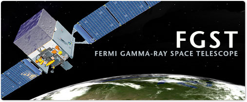 FGST Fermi Gamma-ray Space Telescope